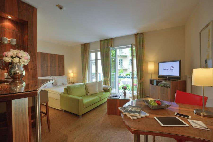 MAXIMILIAN MUNICH Apartments & Hotel in Bavaria