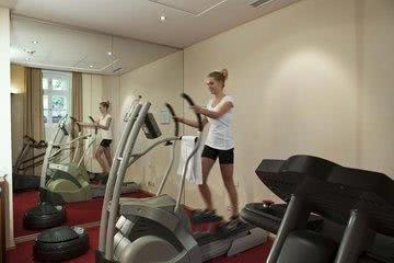 Fitnessraum Hotel München Zentrum