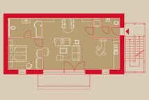 Grundriss Luxury Park Suite Hotel Apartements
