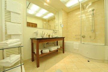 Badezimmer Luxury Suite Aparthotel