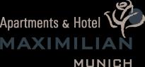 Logo Hotel Maximilian Munich München Apartments