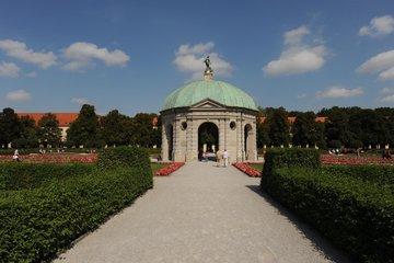 Park in munich summer Maximilian Munich Apartments & Hotel