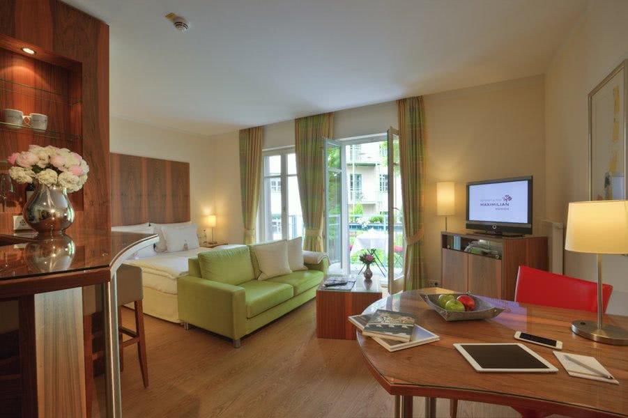 Apartment Boutiquehotel Maximilian Munich