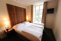 Garden Suite Schlafzimmer Aparthotel