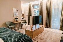 Comfortable studio aparthotel maximilian munich