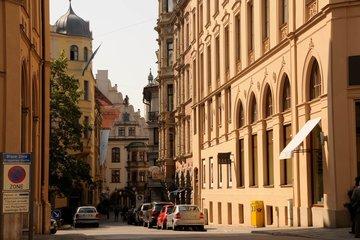Munich city Maximilian Munich Apartments & Hotel
