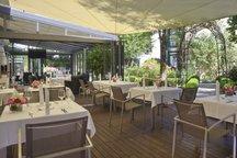 Terrasse Hotel-restaurant Maximilian Munich