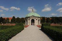 Impressionen München Parkanlage Maximilian Munich Aparthotel