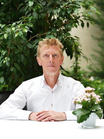 Josef Koller Restaurantleiter
