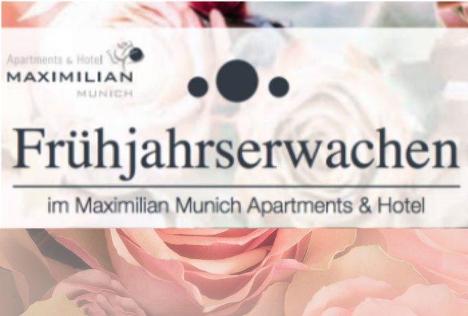Aktuelles Newsmeldung Frühling hauszeitung Maximilian Munich