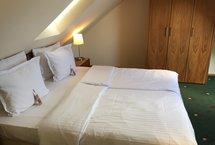 Schlafzimmer Roof-Garden Suite