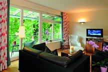 Wohnzimmer Rose-Garden Suite