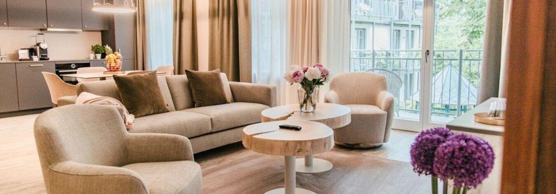 Exklusive Luxus Suiten Hotel München
