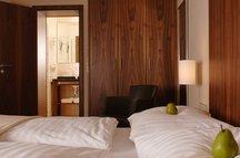 Schlafzimmer Twin Suite Aparthotel