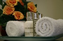 Badezimmer Dekoration Wellness Twin Suite