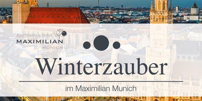Winterzauber Hauszeitung Hotel Maximilian Munich