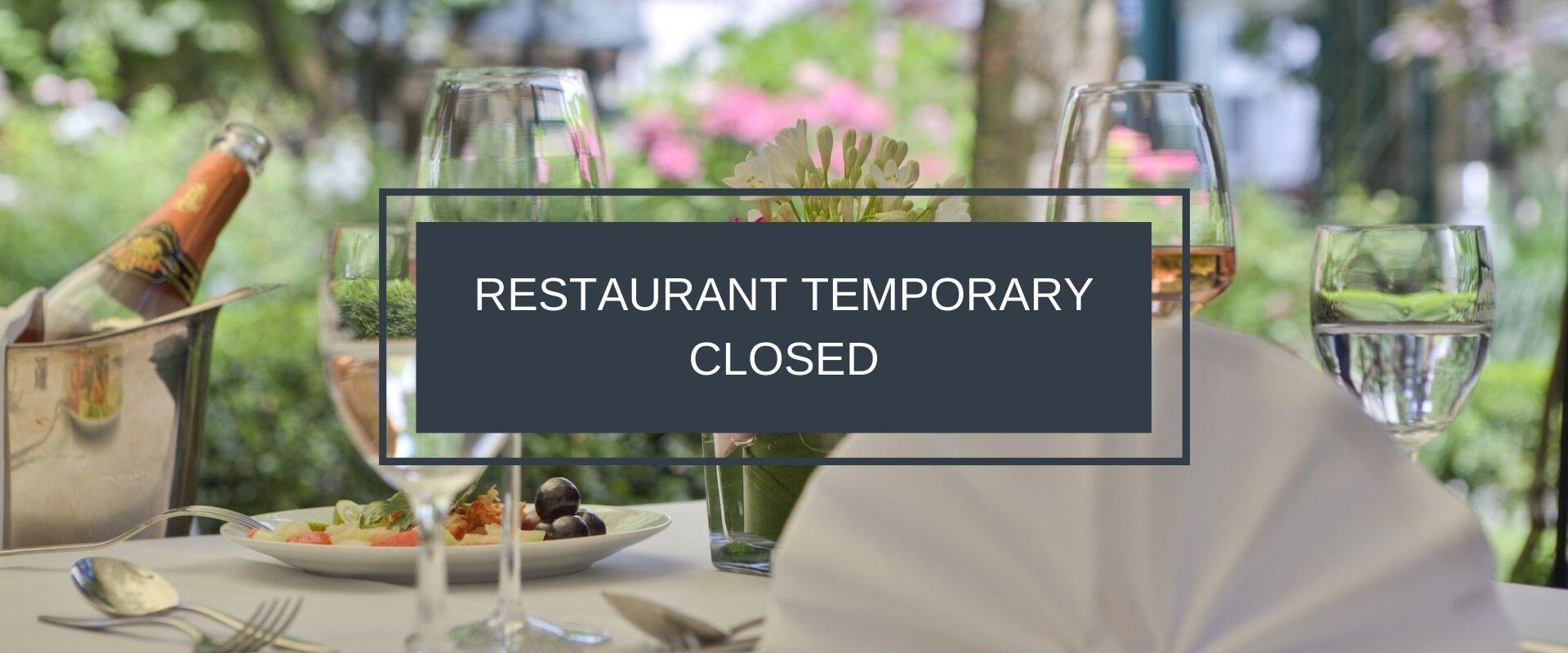 Restaurant temporary closed Maximilian Munich Apartment Hotel München