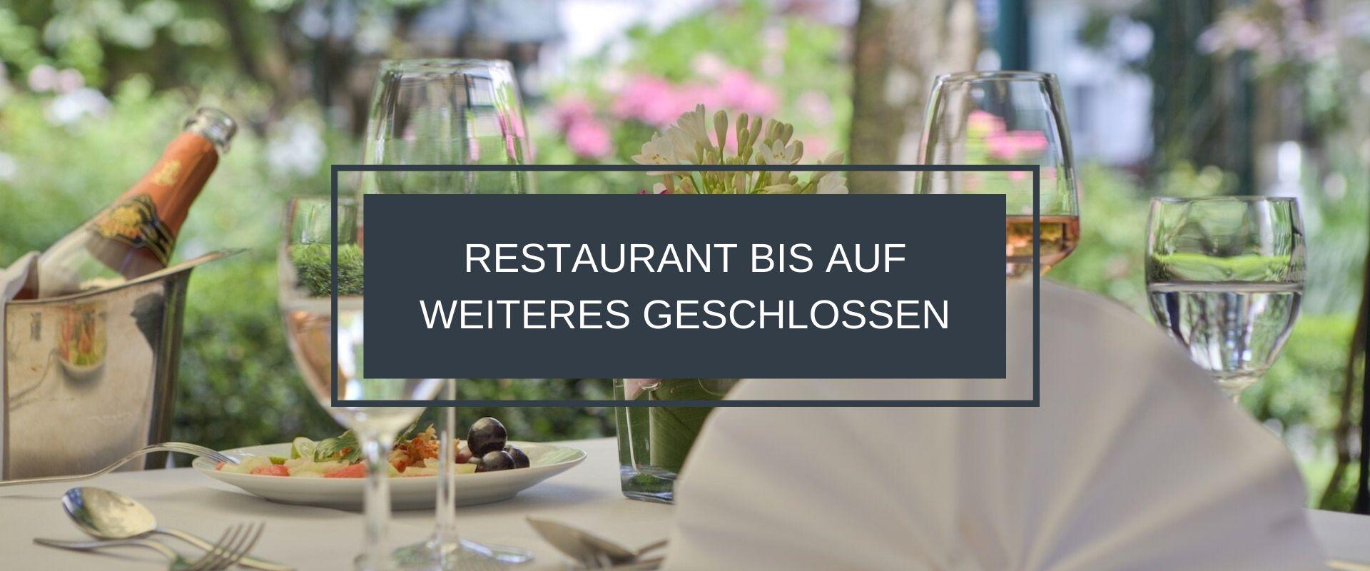 Restaurant geschlossen Maximilian Munich Apartment Hotel München