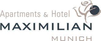 Logo contact Maximilian Munich Hotel Apartments